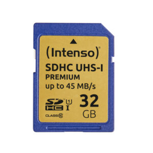 Intenso  SDHC 32Gt Premium CL10 UHS-I