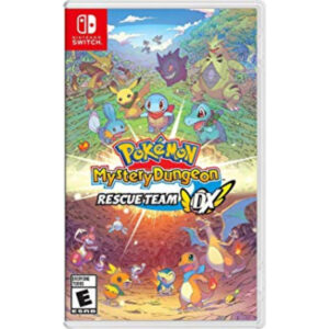 Nintendo Switch Pokemon Mystery Dungeon Retterteam DX -
