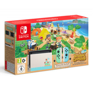 Nintendo Switch Animal Crossing New Horizons Edition -