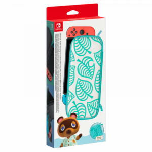 Nintendo Switch Tasku (Animal Crossing) ja Suojakalvo -