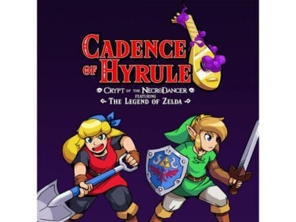 Nintendo Switch Cadence of Hyrule - Crypt of the N. Dancer -