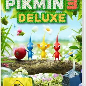 Nintendo Switch Pikmin 3 Deluxe -