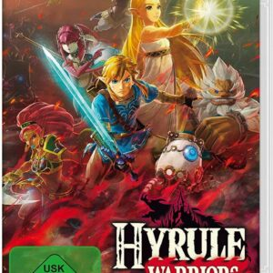 Nintendo Hyrula Warriors Time of Devastation -