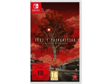 Nintendo Switch Deadly Premon. 2 A Blessing in Disguise -