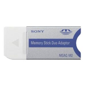 Sony Memory Stick Duo Adapteri -