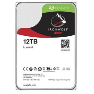 """Seagate NAS HDD IronWolf - 3.5"""" - 12000 Gt - 7200 RPM"""