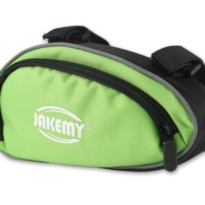 Jakemy OUTDOOR JM-PJ2001 Professional Bike Bag (black-green)