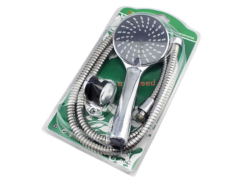 Massage Shower head with hose and stand