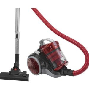 Clatronic Floor vacuum cleaner without bag BS 1302 (red)