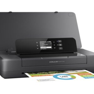 HP Officejet 200 Mobile Printer - Tintenstrahldrucker CZ993A#BHC