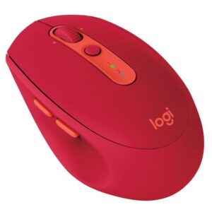Mouse Logitech Wireless Mouse M590 Multi-Device Silent - Ruby 910-005199
