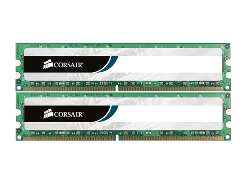 Muisti Corsair ValueSelect DDR3 1333MHz 8Gt (2x 4Gt) CMV8GX3M2A1333C9