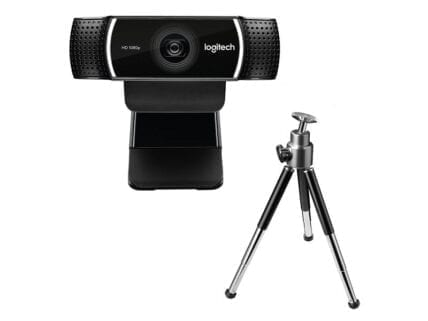 Webcam Logitech C922 Pro Stream Webcam 960-001088