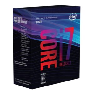 CPU Intel Core i7 8700K 3.7GHz BX80684I78700K