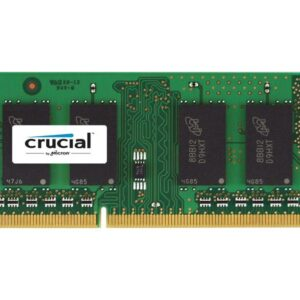 Muisti Crucial SO-DDR3L 1600MHz 4Gt (1x4Gt) CT51264BF160BJ