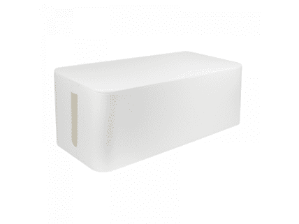 Logilink Cable Box, 407x157x133,5mm, white (KAB0063)