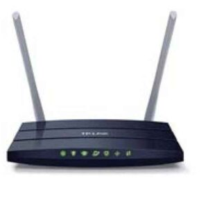 TP-LINK AC1200 Dual-band (2.4GHz/5GHz) wireless router ARCHER C50 V3
