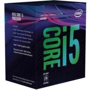 Intel Core i5-8400 Core i5 2.8 GHz - Skt 1151 Coffee Lake BX80684I58400