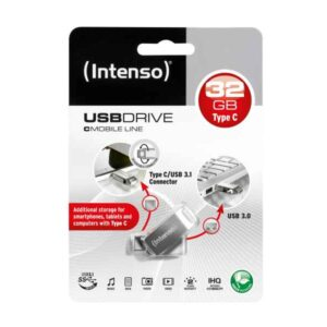 USB FlashDrive 32GB Intenso CMobile Line Type C OTG Blister