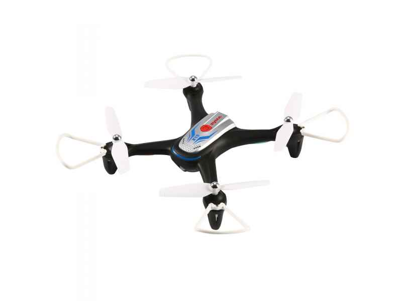 Quad-Copter SYMA X15W 2.4G 4-Channel with Gyro + Camera, WiFi (Black)