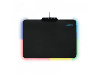 Logilink Gaming Mousepad with RGB LED (ID0155)