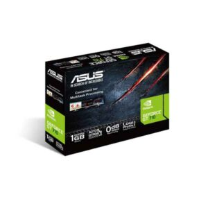 ASUS GT710-SL-1GD5 GeForce GT 710 1GB GDDR5 90YV0AL2-M0NA00