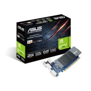 ASUS GT710-SL-2GD5 GeForce GT 710 2GB GDDR5 90YV0AL1-M0NA00