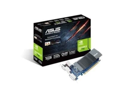 ASUS GeForce GT 710 GeForce GT 710 1GB GDDR5 90YV0AL0-M0NA00