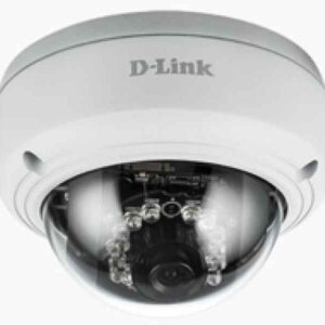 D-Link EV Full HD Outdoor Vandal-Proof PoE Dome Camera Network Camera 2MP 0790069415326