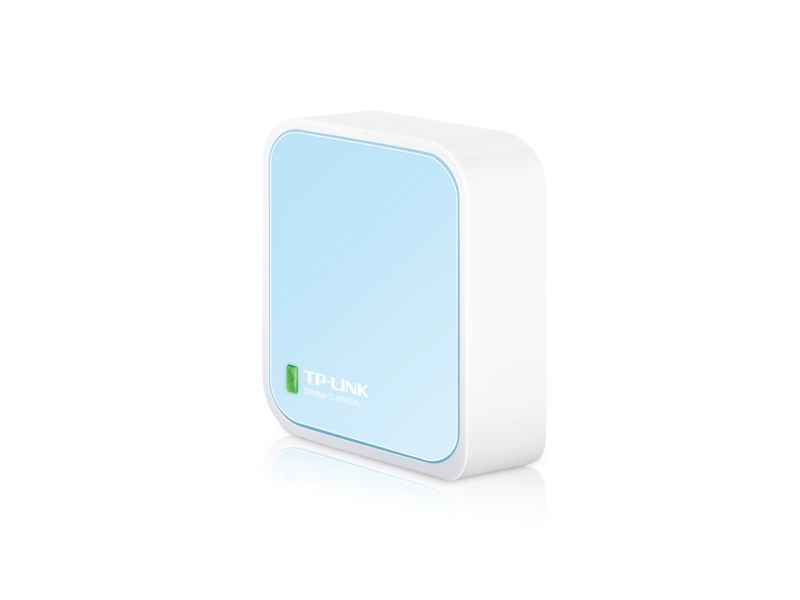 TP-LINK Single-band (2.4 GHz) wireless router TL-WR802N