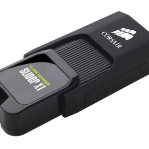 Corsair Voyager Slider X1 32GB USB 3.0 (3.1 Gen 1) USB Type-A connector Black USB flash drive CMFSL3