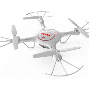 Quad-Copter SYMA X5UW-D 2.4G 4-Channel FPV with Gyro + 720P Wifi Camera (Red)