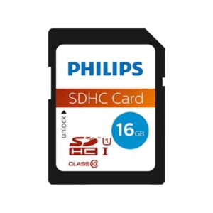 Philips SDHC 16GB CL10 UHS-I 80mb/s Retail