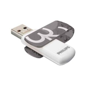 Philips USB 2.0 32GB Vivid Edition Grey FM32FD05B/10