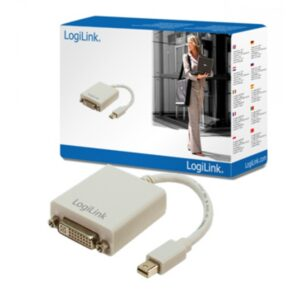 Logilink Adapteri Mini DisplayPort -> DVI CV0037