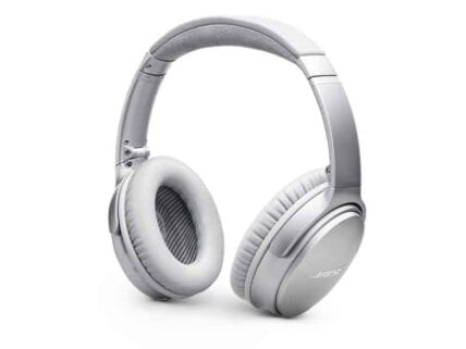 BOSE QuietComfort 35 II Wireless OE Headphones silver DE 789564-0020