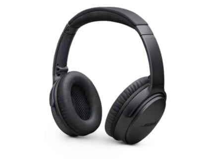 BOSE QuietComfort 35 II Wireless OE Headphones black DE - 789564-0010
