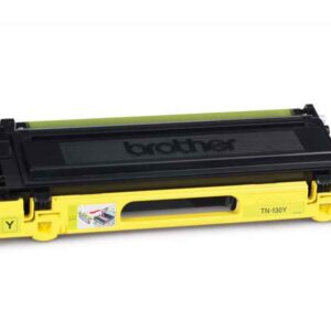 Brother TN Toner Cartridge Original Yellow 1,500 pages TN130Y