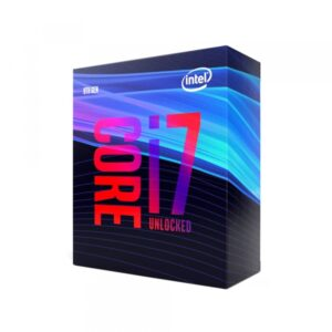 CPU Intel Core i7-9700K / LGA1151v2 / Box ### - BX80684I79700K