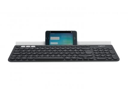 Logitech BT Multi-Device Keyboard K780 Black DE-Layout 920-008034