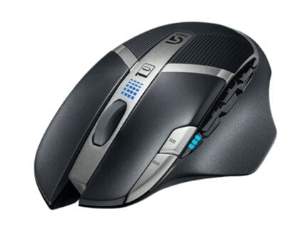 Logitech GAM G602 Wireless Gaming Mouse G-Series EER2 910-003822