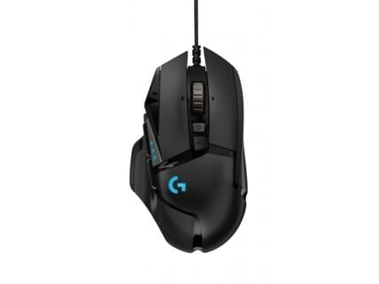 Logitech GAM G502 HERO High Performance Gaming Mouse EER2 910-005470