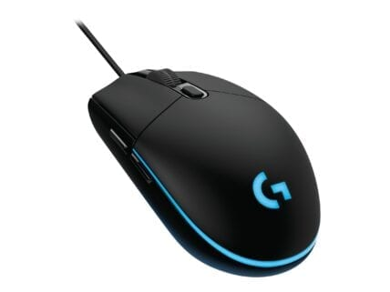 Logitech PRO (HERO) Gaming Mouse BLACK EER2 910-005440
