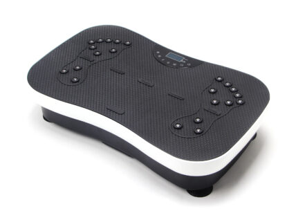 Vibration Plate with LCD Display (53cm, White, TD006C-5)