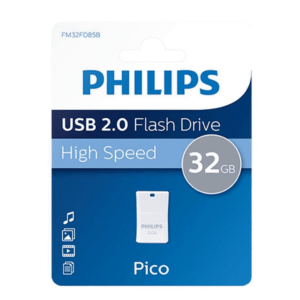 Philips USB-Stick 32GB 2.0 USB Drive Pico FM32FD85B/00