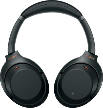 Sony WH-1000XM3 Bluetooth Noise Cancelling Kuulokkeet musta WH1000XM3B.CE7