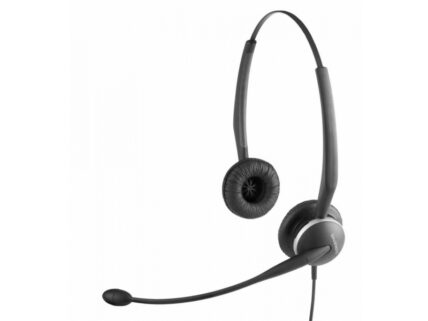 Jabra GN 2100 Duo Flex-Boom Type 82 2 - Headset - 15 KHz 2129-82-04