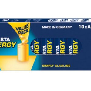 Batterie Varta Alkaline Micro AAA Energy Retail Box (10-Pack) 04103 229 410
