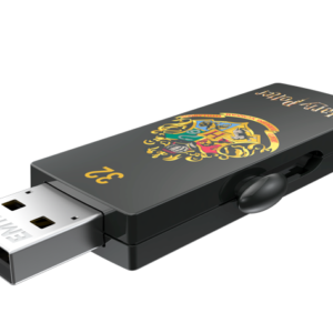 USB FlashDrive 32GB EMTEC M730 (Harry Potter Hogwarts - Black) USB 2.0