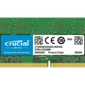 Crucial SO-Dimm DDR4 16 Gt 2666 CT16G4SFD8266